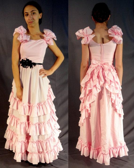 Marie Antoinette Pink Dress