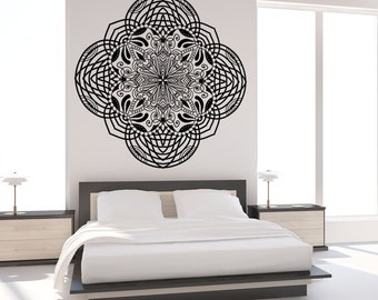 Vinyl Wall Decal Sticker Abstract Moroccan Art OSMB969B