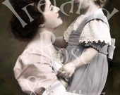 A Mothers Day-Victorian/Edwardian Digital Image Download