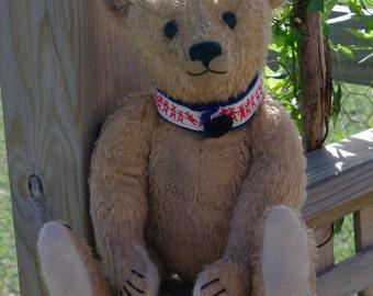 PDF Pattern for Hampton Bears Stefan 15'' vintage style artist bear