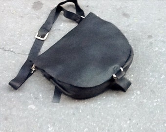 Leather hobo crossbody bag, Black handmade hobo soft leather handbags crossbody purses, Womens black leather handbag, Hobo black soft purse