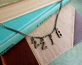 221B sherlock holmes inspired necklace, geek jewelry, nerd jewelry, Baker Street Neighborhood Watch