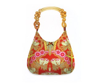 Shoulder bag Psychedelic Garden