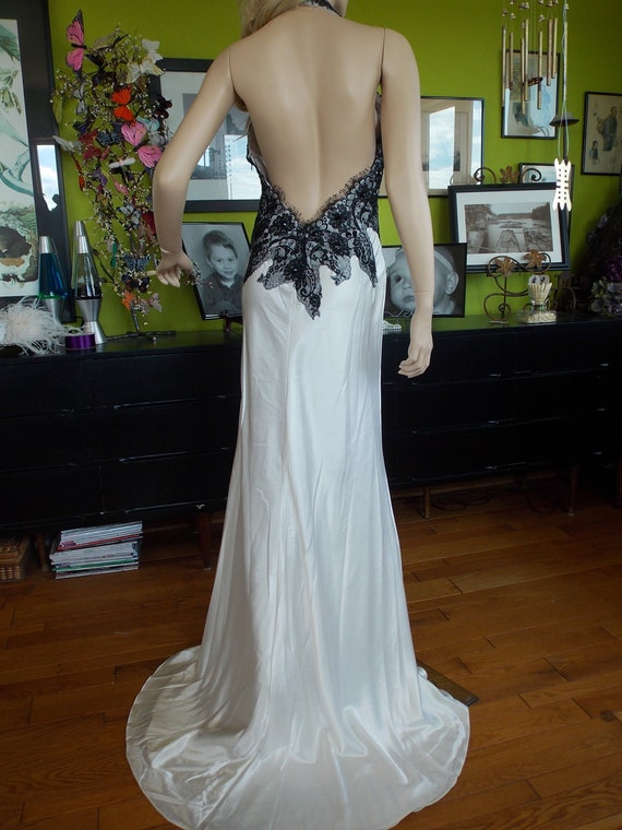 Cantabile wedding gown vintage 1930s wedding dress 30s