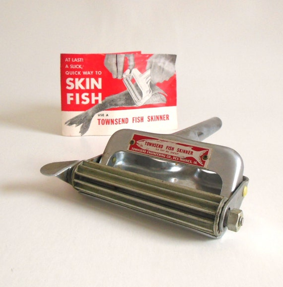 townsend fish skinner cleaner all metal by lauraslastditch