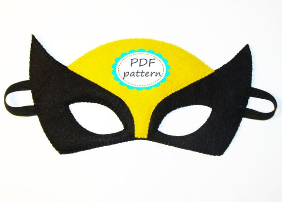 HD wallpapers adult superhero mask template