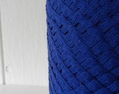 Destash Vintage Cobalt Blue Rick Rack Ric Rac Trim 10 yards