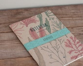 SEAWEEDS - notebooks - recycled brown cover -  SEA5005B