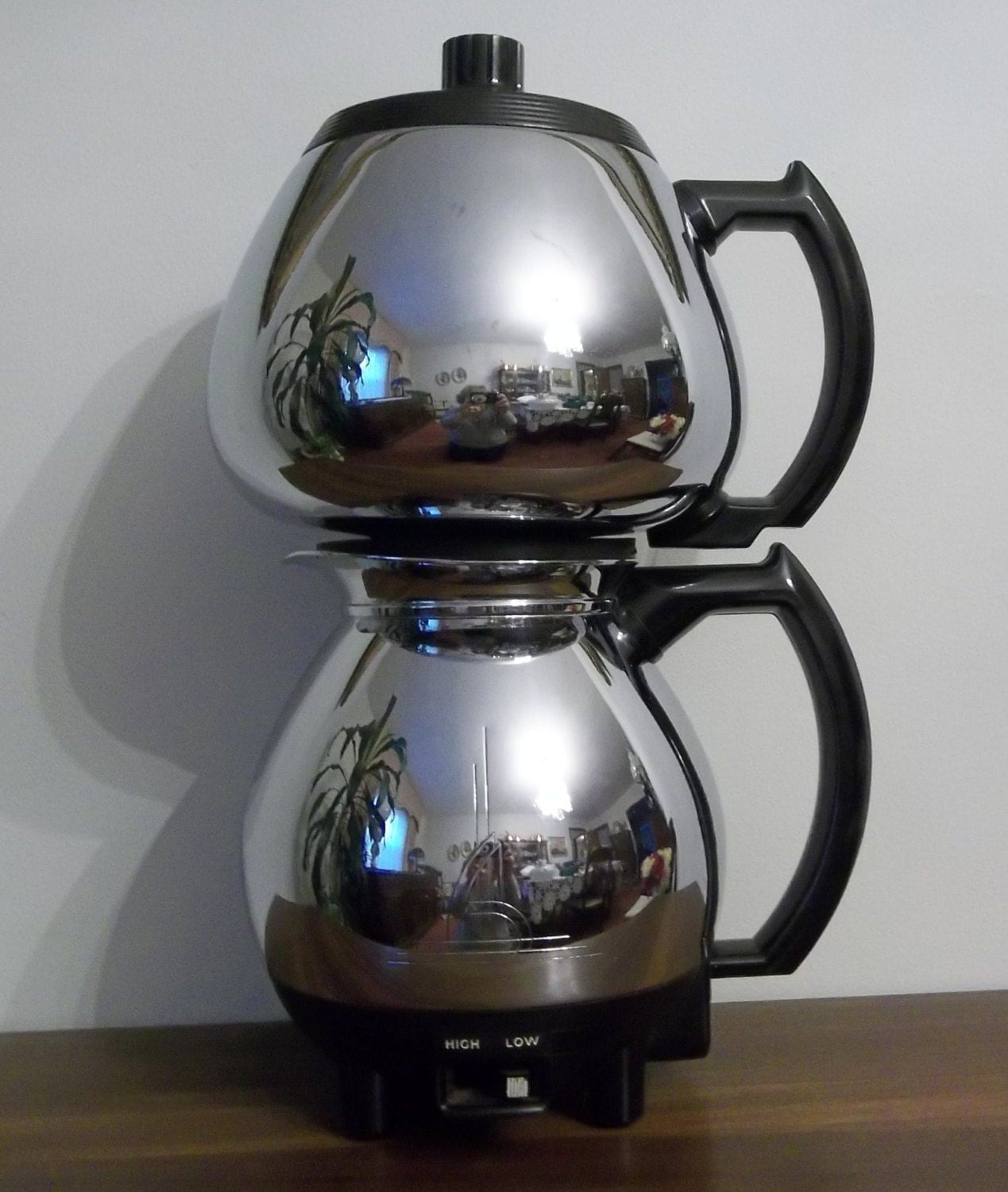 Sunbeam Percolator Coffee Maker : Vintage Sunbeam Coffeemaster Coffee Maker C30B Vacuum Pot with