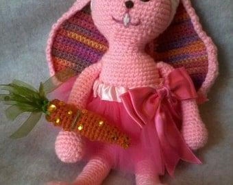 Fairy God-Rabbit, Flop Ear, Princess, Ballerina
