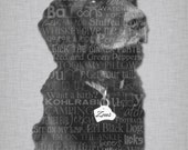 Beloved Pet... Typography, various sizes