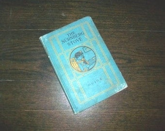 Vintage Book The Nurnberg Stove by Ouida 1908