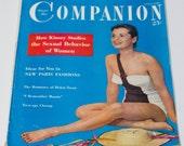 Woman's Home Companion Magazine August 1953