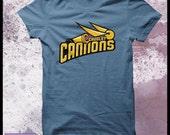 Harry Potter tshirt - Men's Chudley Cannons sports logo shirt