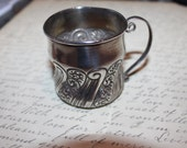1892 Towle Sterling Baby Cup