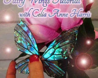 Iridescent Fairy & Butterfly Wing Tutorial by Celia Anne Harris PDF Download