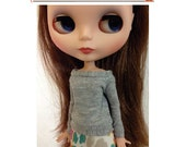 T-Shirt Pattern and Tutorial for Neo and Middie Blythe INSTANT DOWNLOAD PDF