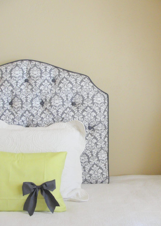 Custom Upholstered Headboards custom tufted upholstered headboard made to order wall