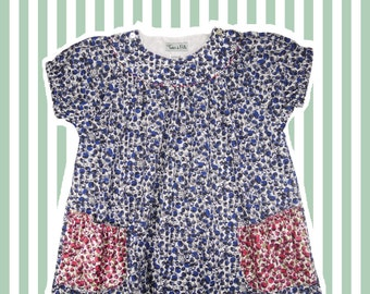 Girl's Liberty of London Tunic for Baby to 10 years