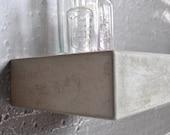 Concrete Floating Shelf (Small)