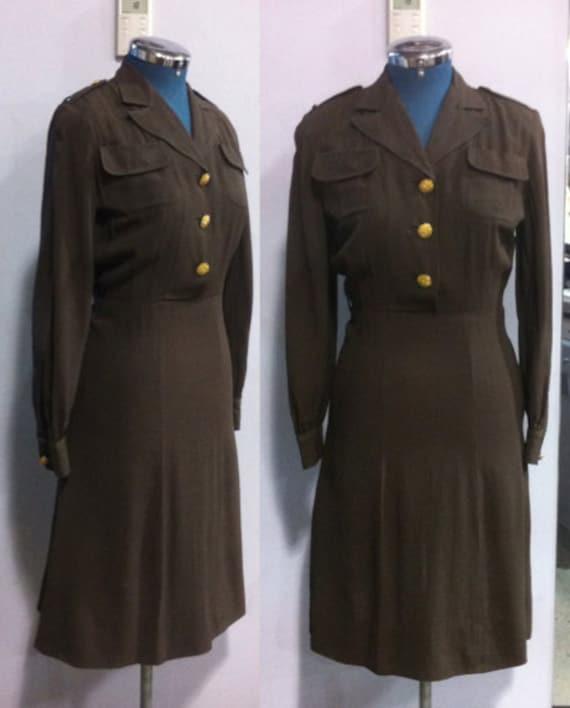 1940 S Us Army Nurse Corps Uniform