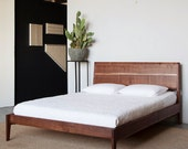 Walnut Bed no. 2 final payment for KDJ only