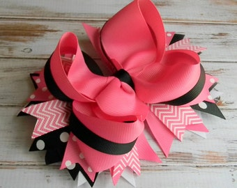 popular items for hair bows for babies on etsy
