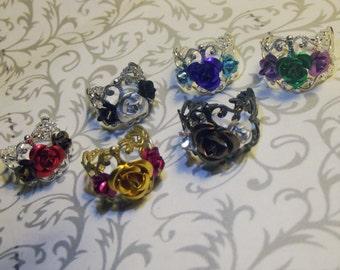 Rose Ring // Adjustable