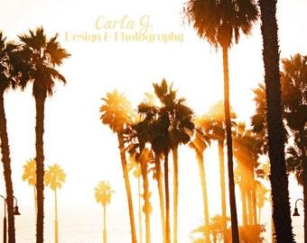 A San Clemente Sunset