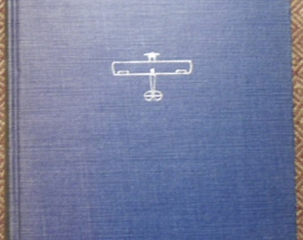 Vintage Book - The Spirit of St. Louis by Charles Lindbergh, Charles Scribner's Sons, New York, 1953 First Edition