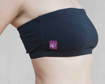 Strapless Yoga Bra  - 'Astau' Bandeau - Yoga Clothes