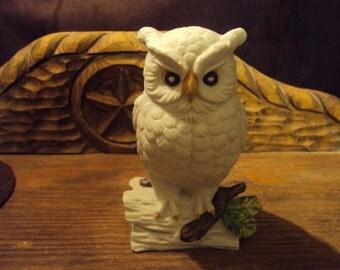 Very pretty vintage owl