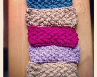 Cross Braid Headbands
