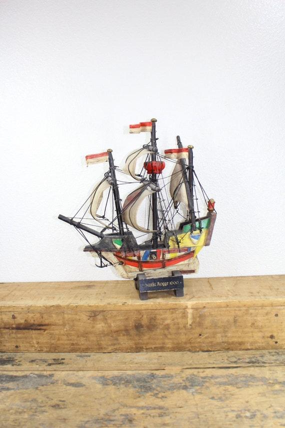 Wooden Santa Rogge 1600 Replica