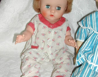 Cute Baby Doll Vintage 50's