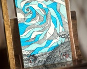 ACEO print - Whirlwind
