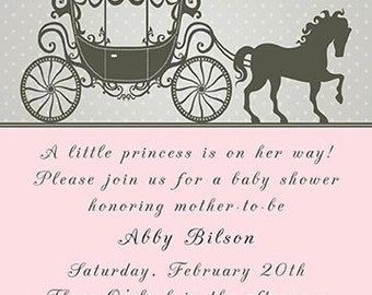 Cinderella Pumpkin Carriage Silhouette Printable cinderella princess