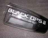 Black Ops 2 - Black Ops II Inspired Etched Drinking Glass