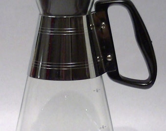 Vintage Pyrex Glassware for Silex 6 Cup Coffee Decanter