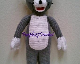 Crochet Cat (PDF) - Instant Download