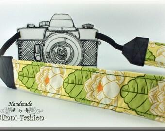Lotus - Camera strap, DSLR, camerastrap, photographie, flower
