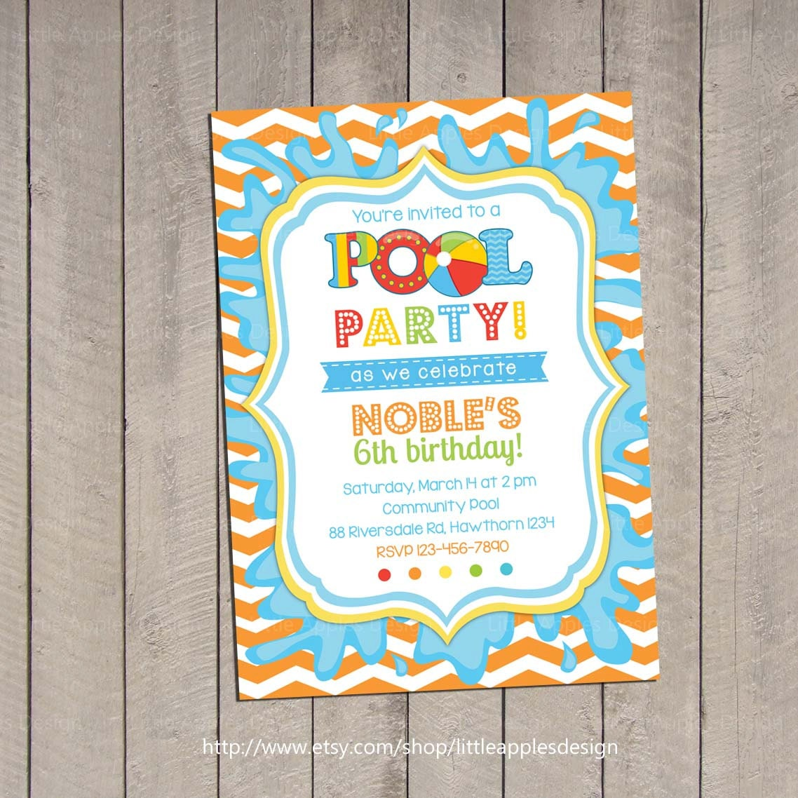 Homemade Invitation Cards as awesome invitation design