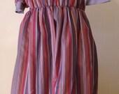 Avon Striped Dress, size ...