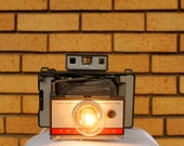 Polaroid Plastic Land Camera Lamp