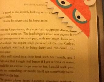 Girl Monster Book Mark