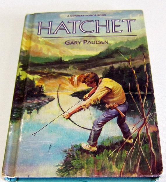 a critical review of hatchet by gary paulsen Hatchet by gary paulsen kirkus star  the plane sinks all he has left is a  hatchet, attached to his belt his injuries prove painful but not  review posted  online: oct 18th, 2011  similar books suggested by our critics.