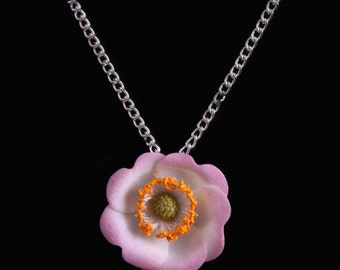 Wild Rose (Briar Rose) Necklace