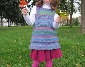 Strata Knitting Pattern PDF