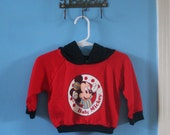 Vintage 80s Mickey Mouse baby sweatshirt