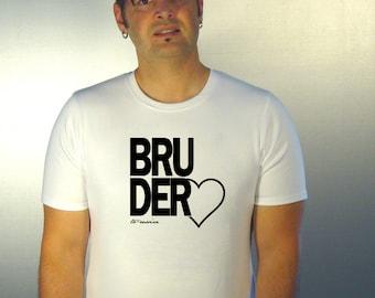 brotherHEART - t-shirt